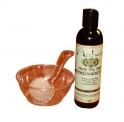 4 oz. Heal Thy Skin Cleanser Kit with Bowl and Brush