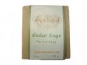 4 oz Cedar Sage Bar Soap